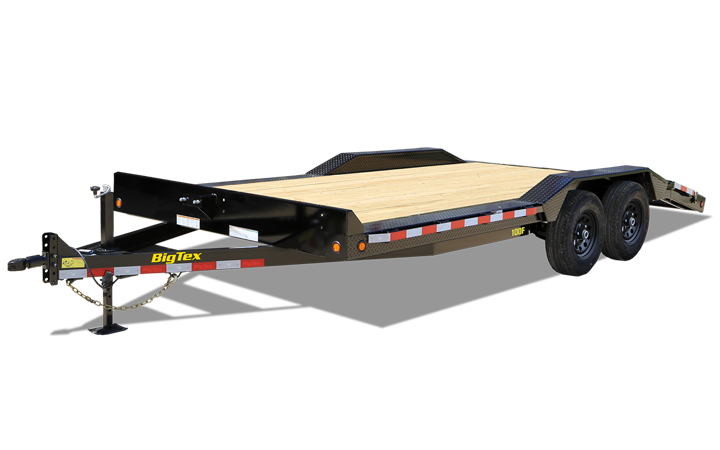 Pro Series Drive-Over Fender Equipment/Car Hauler