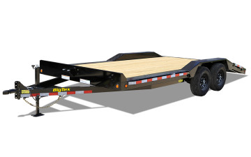 "Big Tex 10DF 102"" x 22 Pro Series Tandem Axle Equipment/Car Hauler"