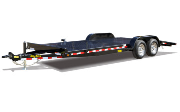 "Big Tex 10DM 83"" x 20 Pro Series Tandem Axle Premium Car Hauler"