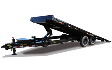 "Big Tex 14OT 14K OVER/AXLE TILT (102""x 24)"
