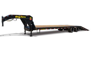"Big Tex 22GN-HDTS 102"" x 35 (26 + 9) TD Gooseneck w/ Hydraulic Dovetail"