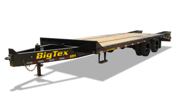 "Big Tex 22PH 102"" x 20 + 5 Tandem Dual Wheel Pintle"