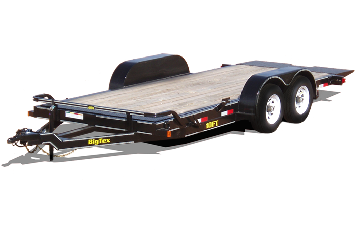 Pro Series Full Tilt Bed Equipment Trailer