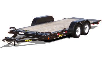 "Big Tex 10FT 83"" x 20 Pro Series Full Tilt Bed Equipment Trailer"