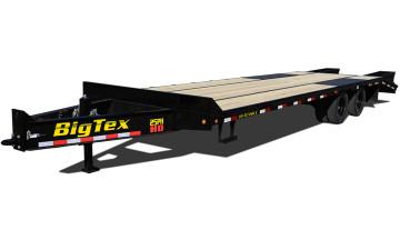 25,900 Heavy Duty Tandem Dual Wheel Pintle Hook trailers