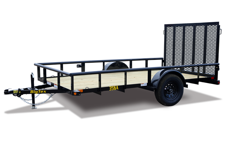 Single Axle ATV Trailer