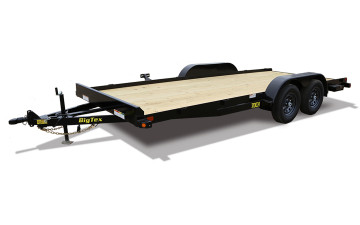 "BIG TEX 70CH-20 CARHAULER 83""x 20 7K W/ DOVETAIL (2 ARRIVING 4/19/21)"