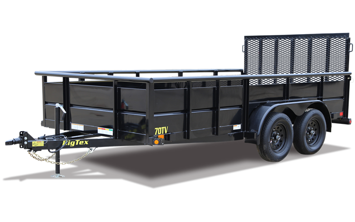 Tandem Axle Vanguard Trailer