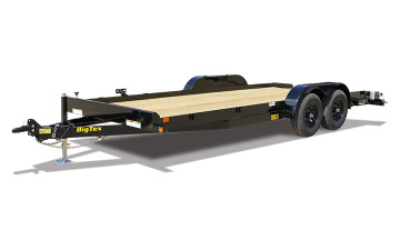 "Big Tex 10CH 83"" x 20 Pro Series Tandem Axle Equipment Trailer"