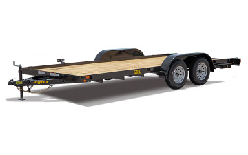 "BIG TEX 60EC-16 EQUIPMENT TRAILER 83""x16 6K (2 ARRIVING 4/19/21)"