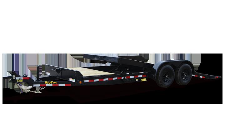 Pro Series Tilt Bed Equipment Trailer