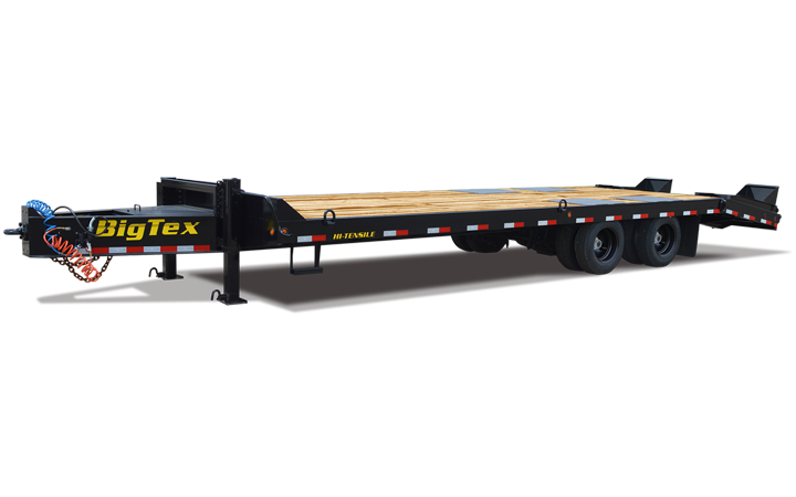 Deck-Over Tag-Along Trailers