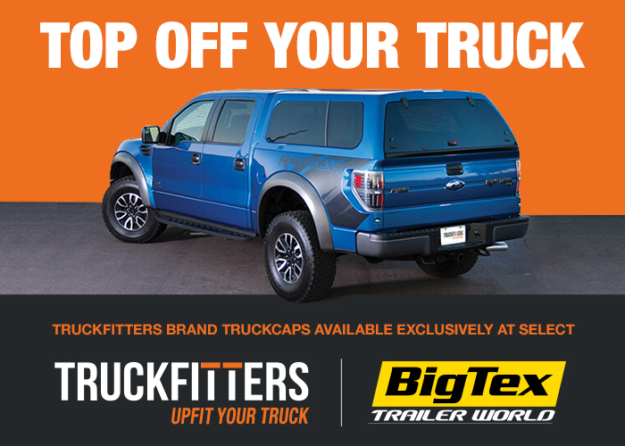 Top off your truck