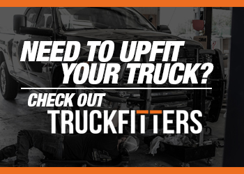 Need to upfit your truck?