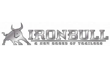 7x16 Ironbull Dump Trailer 21k