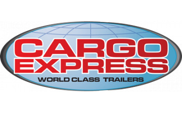 CARGO EXPRESS 6X12 RAMP DOOR 6in EXTRA HEIGHT