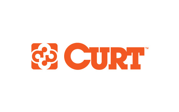 """CURT Adjustable Channel Mount With Dual Ball (6"""" Drop)"""