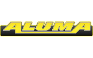 Aluma 8118 Tandem Axle with Bi Fold Tail Gate
