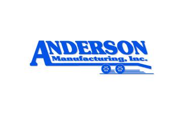 6' x 12' Anderson EC LS Utility Trailer