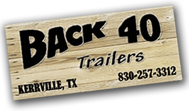 Back 40 Trailers