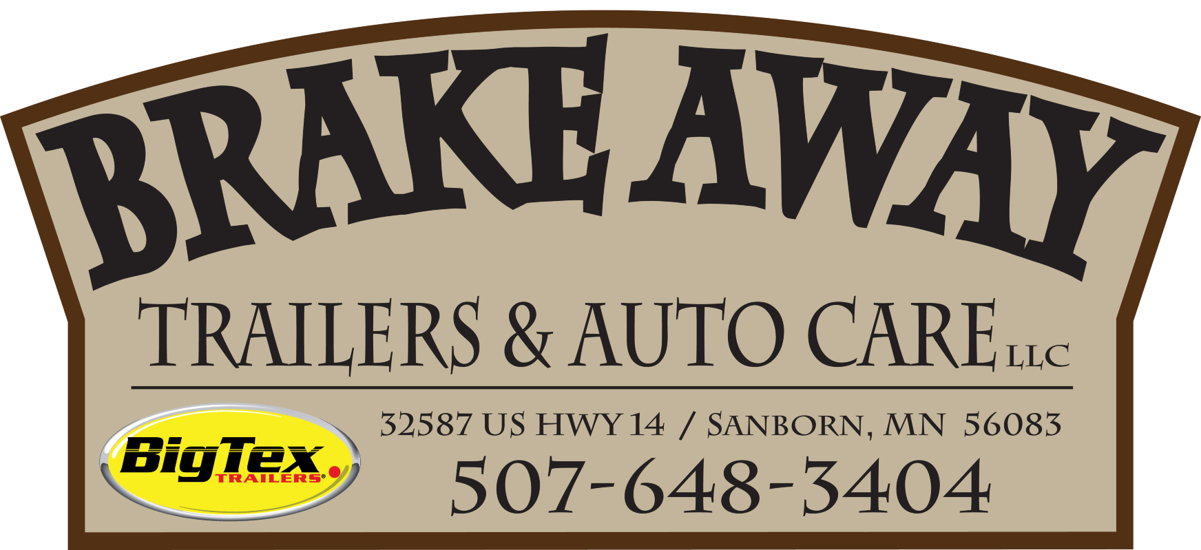 Brake Away Trailers & Auto Care, LLC
