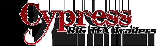 Cypress Big Tex Trailers