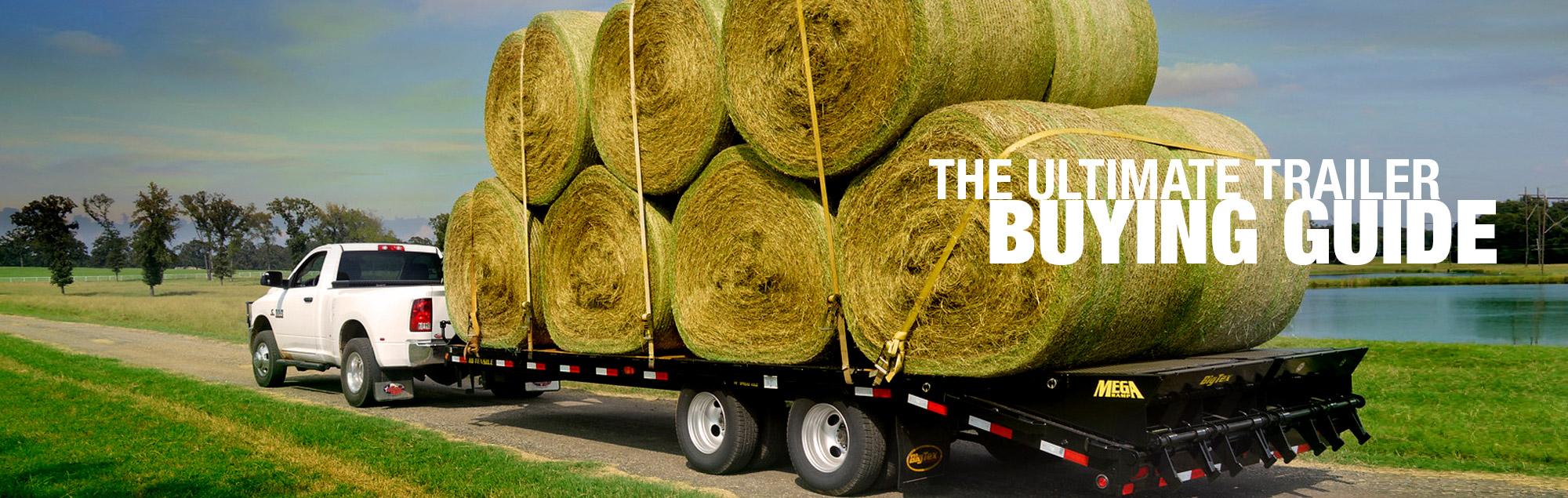 Big Tex Trailer World's Trailer Buying Guide