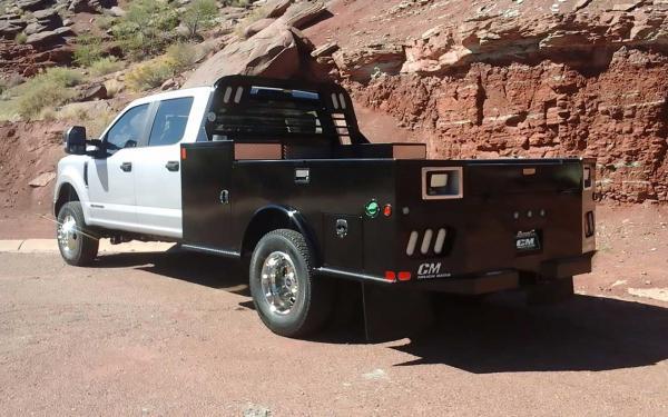 TM/TMX- 8'6 x 84 x 56 x 38 TG 94WD WL