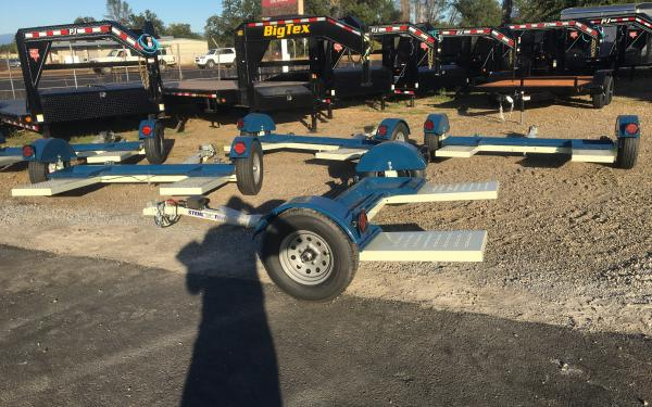 Stehl Tow Heavy Duty Car Tow Dolly  S12 k2 no brakes $1550 and electric brakes also surge brakes avail for a bit more.