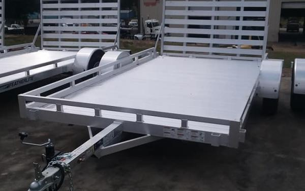 2020 FeatherLite 10' Utility Base