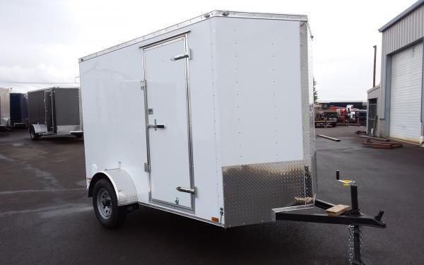 Cargo Mate B EHW610SA Single Axle Enclosed Trailer