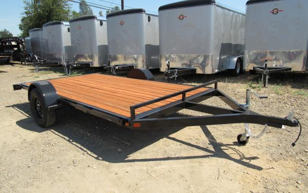 Iron Eagle 6.5'x12' ATV Hauler coming again soon can be order in about 3 weeks
