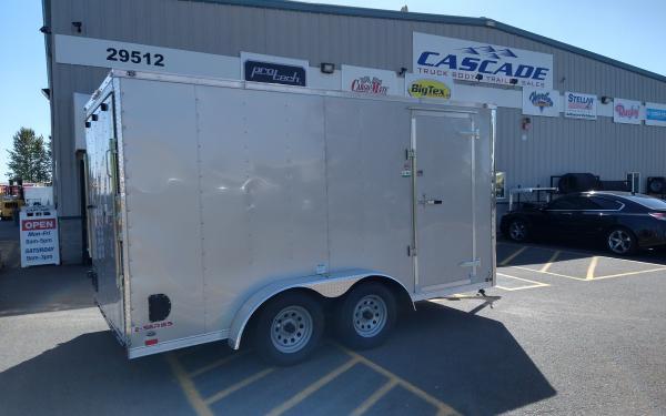CargoMate E EHW714TA2 Enclosed Trailer