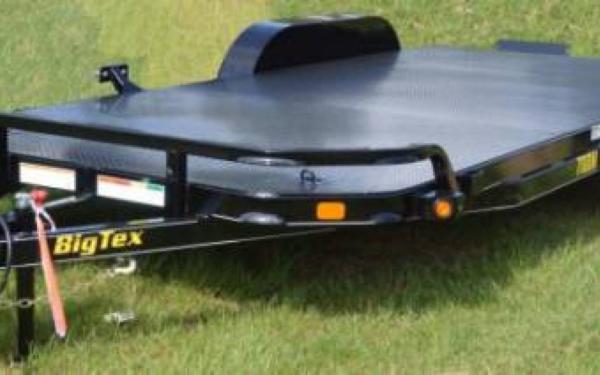 2019 Big Tex Tandem Axle Diamond Back Car Hauler