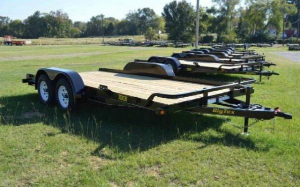 2019 Big Tex Tandem Axle Car Hauler