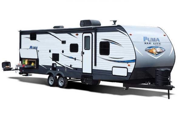 PUMA TRAVEL TRAILER MODEL: PUT27RBQC-425