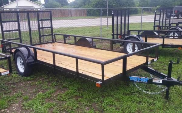 Top Hat  6.5'X14' DSP RAMP GATE SPARE