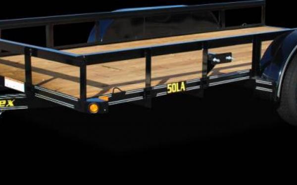 6.5x12 Tandem Axle w/ Spare