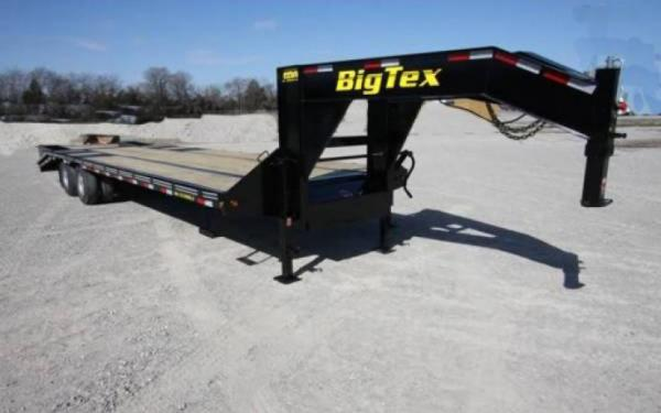 2019 Big Tex Tandem Axle Gooseneck