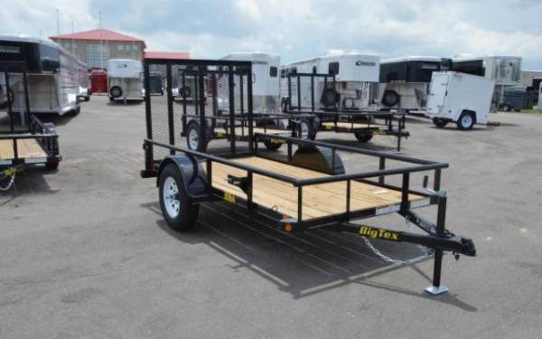 2019 35SA Big Tex Utility Trailer