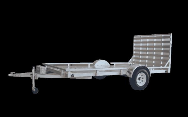 SILVERWING 12 FT UTILITY TRAILER -ALMOST ALWAYS AVAILABLE