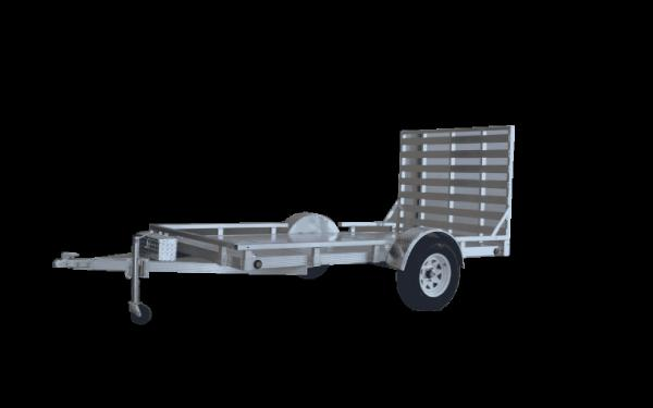 SILVERWING 10 FT UTILITY TRAILER -ALMOST ALWAYS AVAILABLE