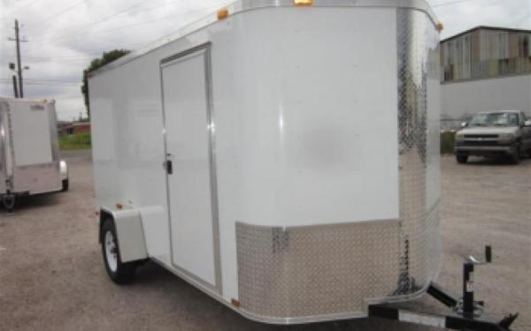 NEW 2021  Arising Industries 5 x 8 Cargo Trailer