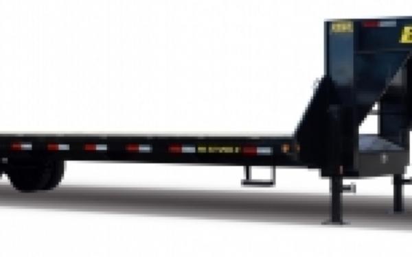 NEW 2017 Big Tex 22GN-25+5 Tandem Dual Axle Gooseneck
