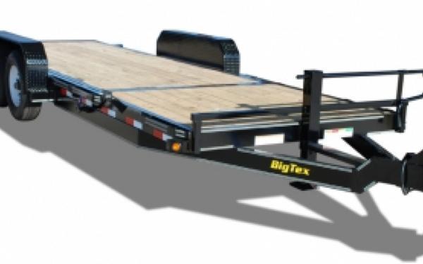 NEW 2017 Big Tex 14TL-22 Pro Series Tilt Bed Trailer