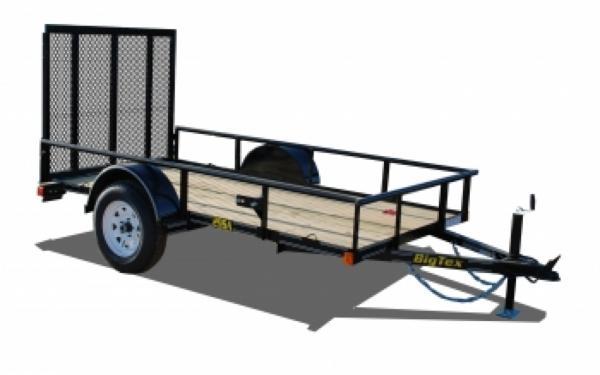 NEW 2017 Big Tex 29SA-10 Single Axle Trailer