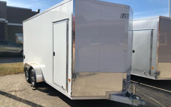 "RENTAL 7X16+24"" ENCLOSED CARGO TRAILER W/RAMP DOOR $90/DAY"