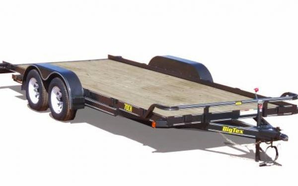Tandem Axle Car Hauler