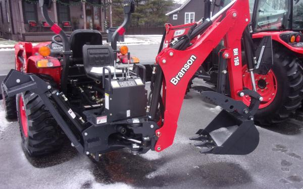 Branson 3015h w/ Loader and Backhoe