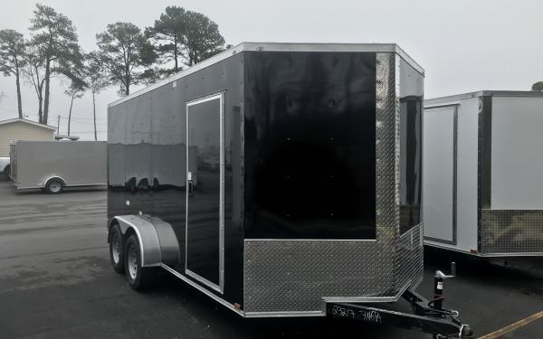 7X16 - Advanced Series - Black